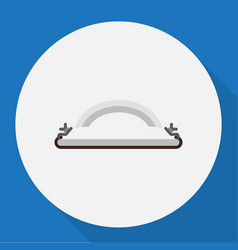 Of equipment symbol on vector