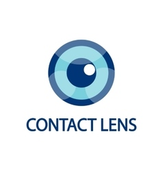 Eye Logo vector image