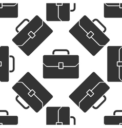 Business case icon pattern vector