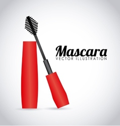Mascara icon design vector