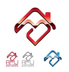 Builders logo vector