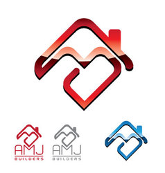 Builders logo vector