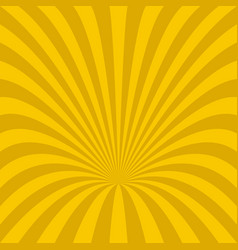 Curved ray burst background - vector