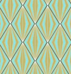 Seamless texture with rhombic elements vector image