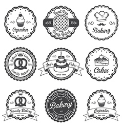 Bakery 2 vector image vector image