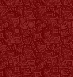 Maroon seamless curved rectangle pattern vector