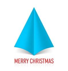 Merry christmas corner paper 15 vector