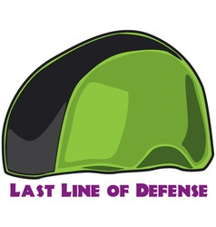 Last line of defense vector