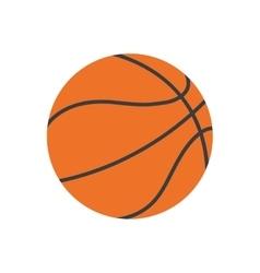 Ball basketball sport classic play vector