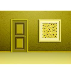 00131 Interior 9 vector image