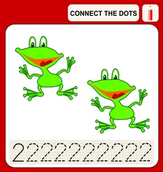 0915 13 connect the dots v vector