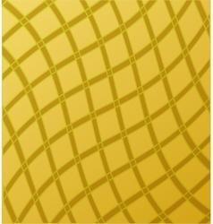 Abstract dark yellow background vector image vector image