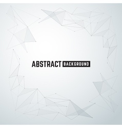 abstract gray business and corporate background vector image