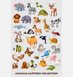 Animals-set vector