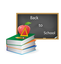 Blackboard vector