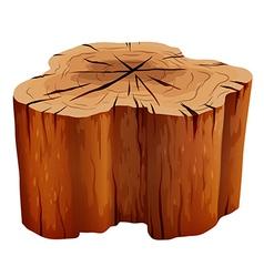 A big stump vector