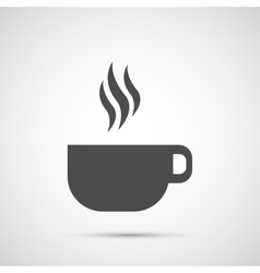 Coffee design cup of coffee icon vector