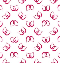 Beautiful natural seamless pattern vector