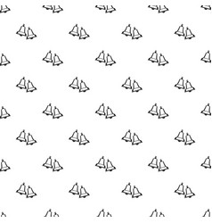 Bells pattern vector
