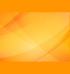 Abstract yellow and orange warm tone background vector