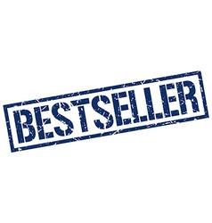 bestseller stamp vector image