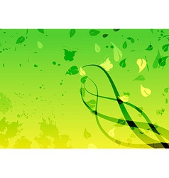 Abstract grungy background vector image