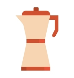 french coffee press icon vector image vector image