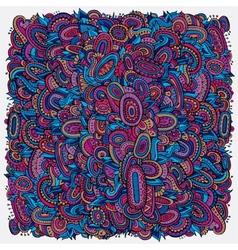 Ethnic decorative violet background vector