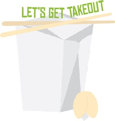 Lets get takeout vector