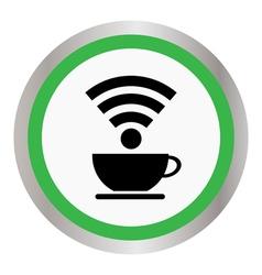 Wi-fi zone vector