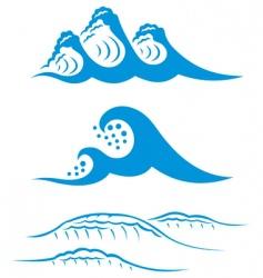 seascape vector image vector image