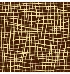 Seamless woven vector