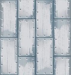 Metal plate 3 vector