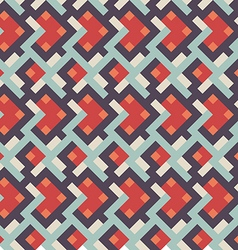 Vintage retro abstract seamless background vector