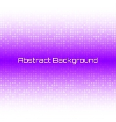 Abstract bright violet technology business cover vector