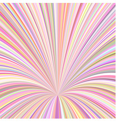 Abstract 3d ray background - graphic from vector