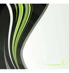 Modern art background vector