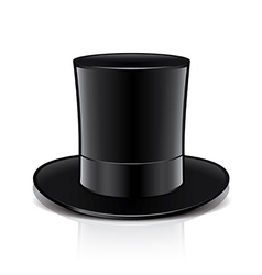 Object magic hat vector