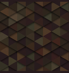 Seamless dark web pattern vector
