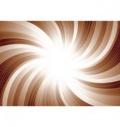 Vector swirl background vector