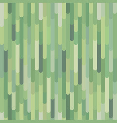 vertical green organic stripes seamless pattern vector image vector image