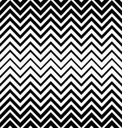 Seamless zigzag line pattern vector image