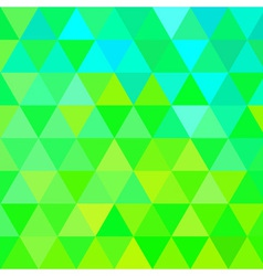 Colorful Bright Geometric Background vector image vector image