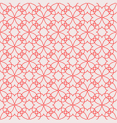 Lace seamless pattern 403 vector