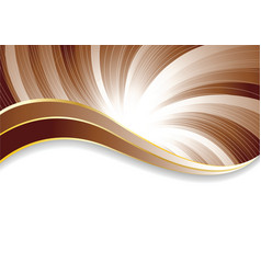 Vector abstract chocolate background vector