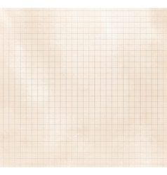 Old vintage paper texture vector image