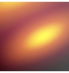 Reflected light effect EPS 10 vector image vector image