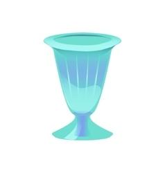 Vase for sundae vector