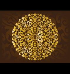 islamic illustration vector image