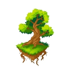 Isometric tree vector